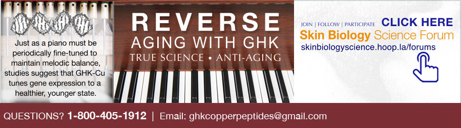 GHK Copper Peptide