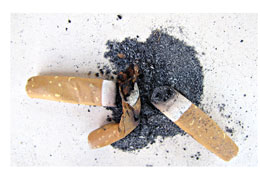 Cosmetic Cigarettes - Chemicals in Our Cosmetics