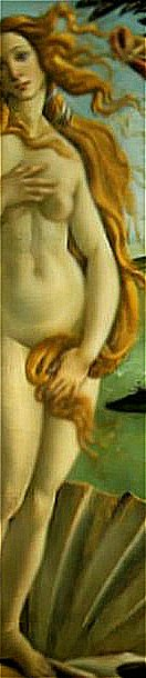 Painting of Aphrodite